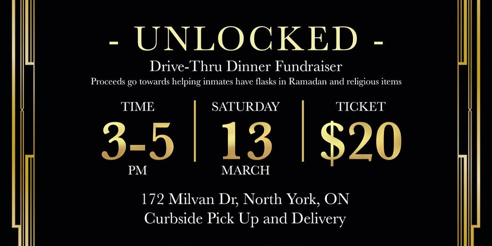 One Love Drive Thru Dinner: Unlocked