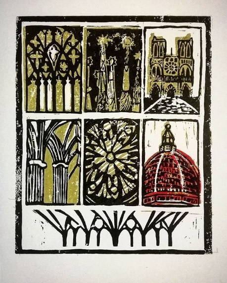 cathedrals aimee mcculloch
