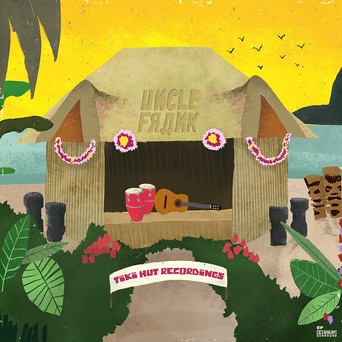 Tiki Hut Recordings - 5 track EP