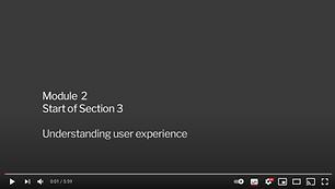 Understanding user experience