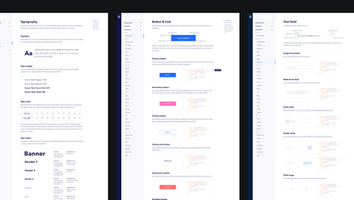 Starting a design system in a start-up