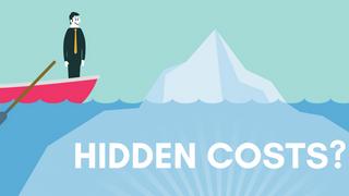 Dark Pattern - Hidden Cost