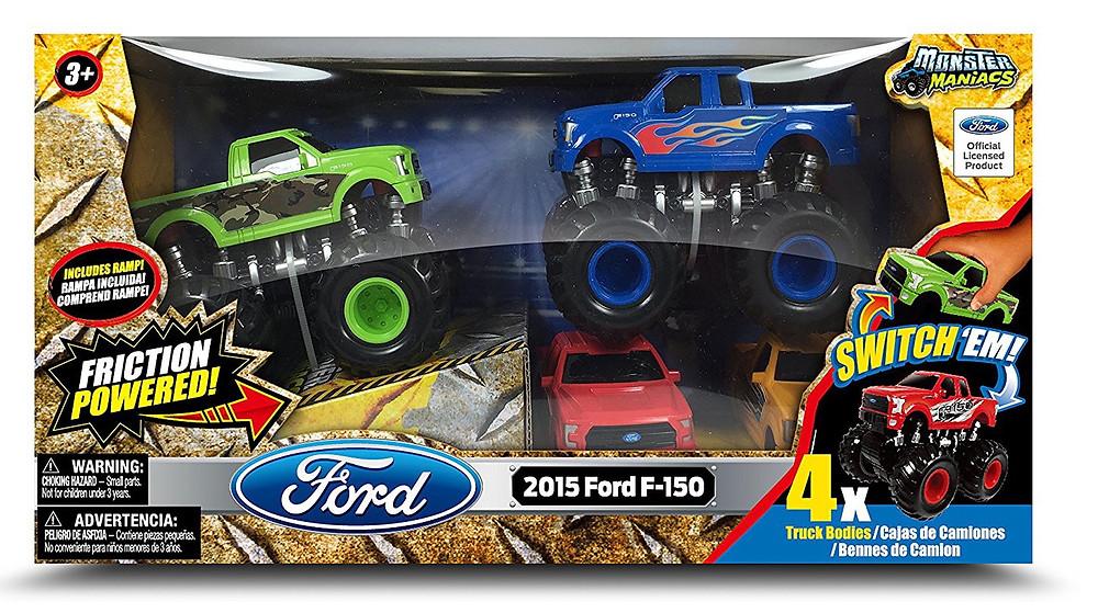 Ford Monster Trucks Image