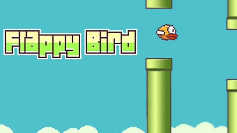 Simple game of Flappy Bird