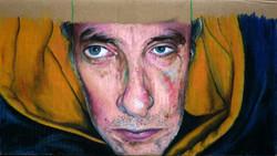 Self-portrait with BIG eye