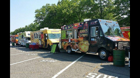 We took first place for best truck and best dish
