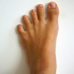 Mit Händen und Füßen