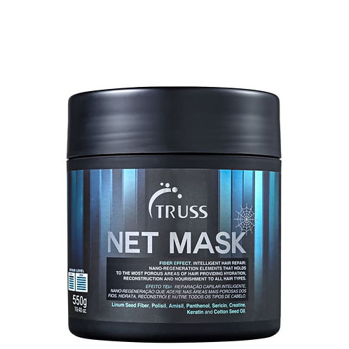 Truss Net Mask- Máscara Capilar 550g