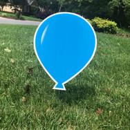 Light Blue Balloon