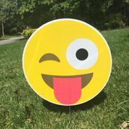 Emoji Wink Tongue Out
