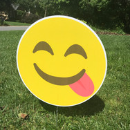 Emoji Side Tongue Out