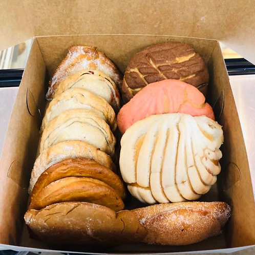 Mexi-Pack Assorted Pan Dulce (12 ct.)