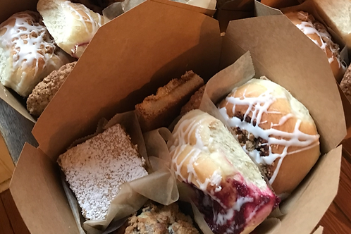 Box of Assorted Pastries (4)