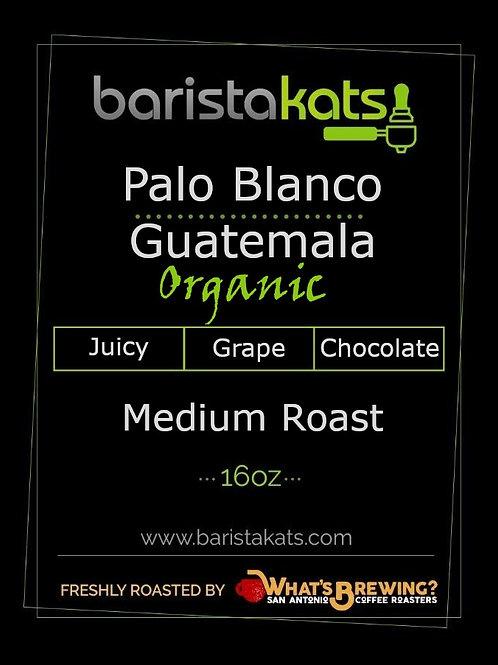 Organic Guatemala Palo Alto