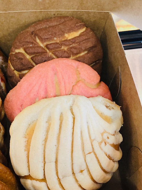 Assorted Conchas (12 ct.)