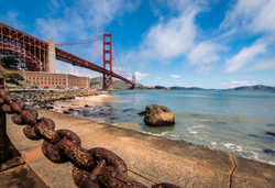 Golden Gate Unchained