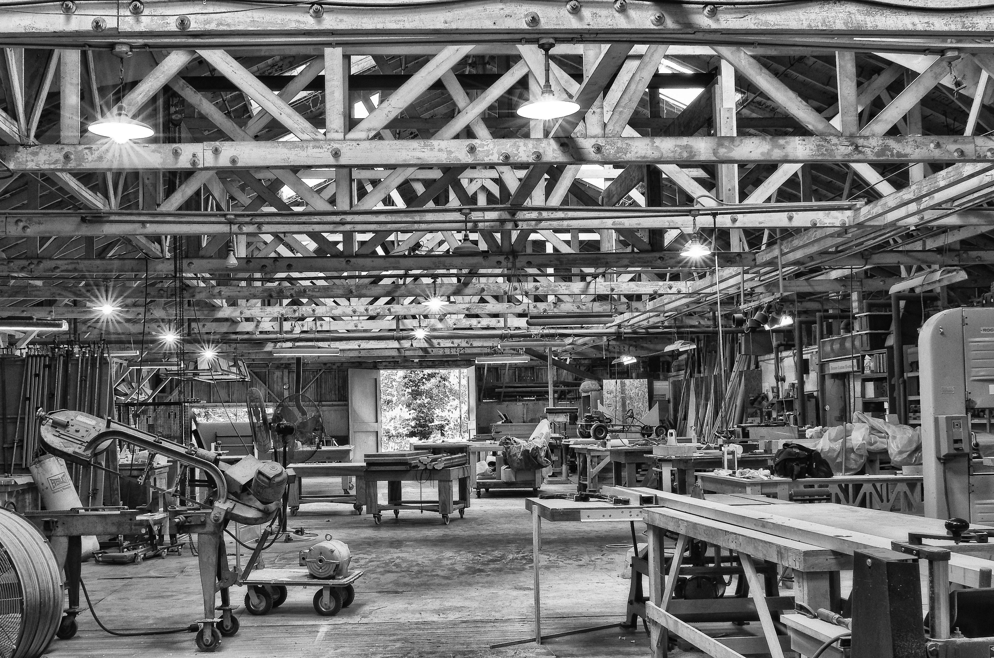 Phoenix Rising Wood Shop