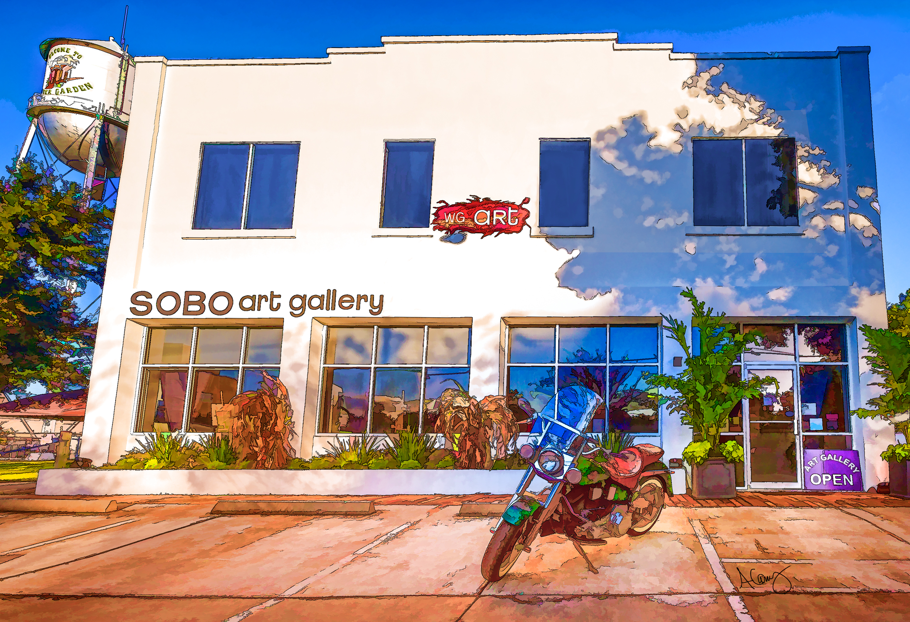 SOBO Art Gallery
