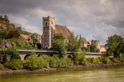 Monastery on Danube
