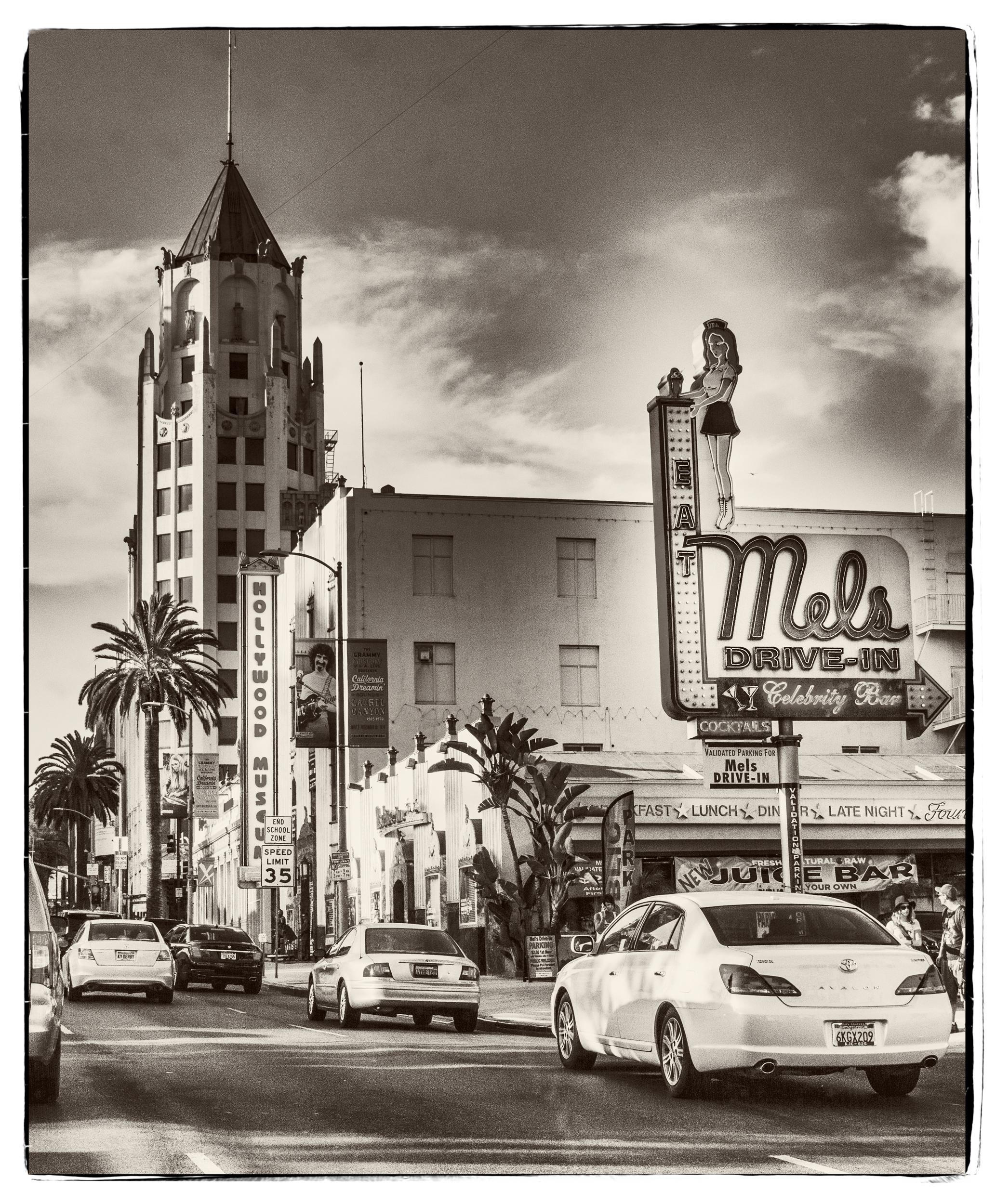 Mel's Downtown LA
