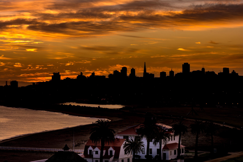 Presidio at Sunrise
