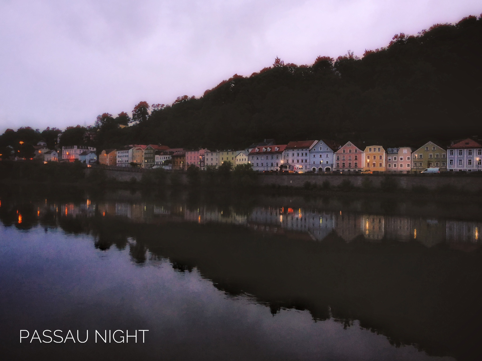 Passau Night