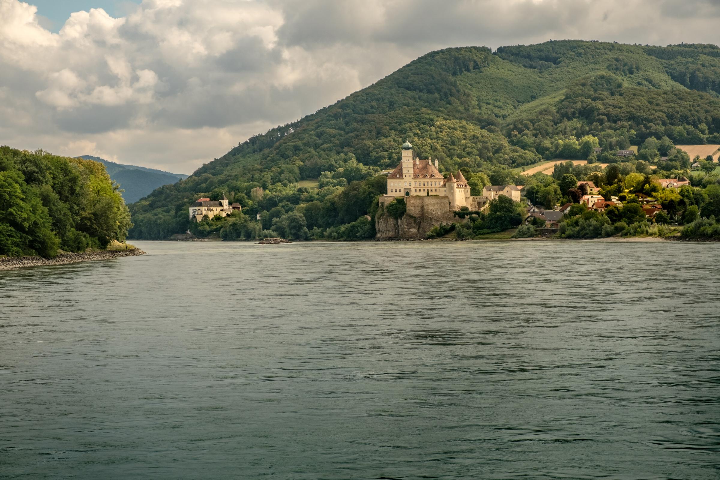 Approaching Castle