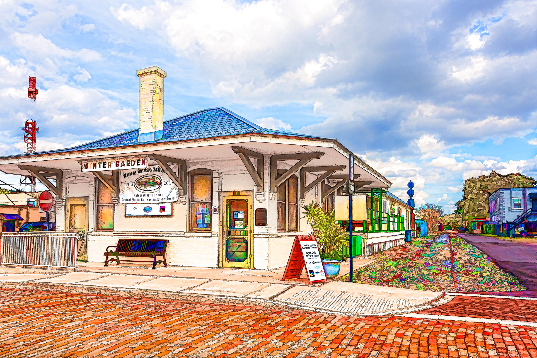 WG Railroad Station