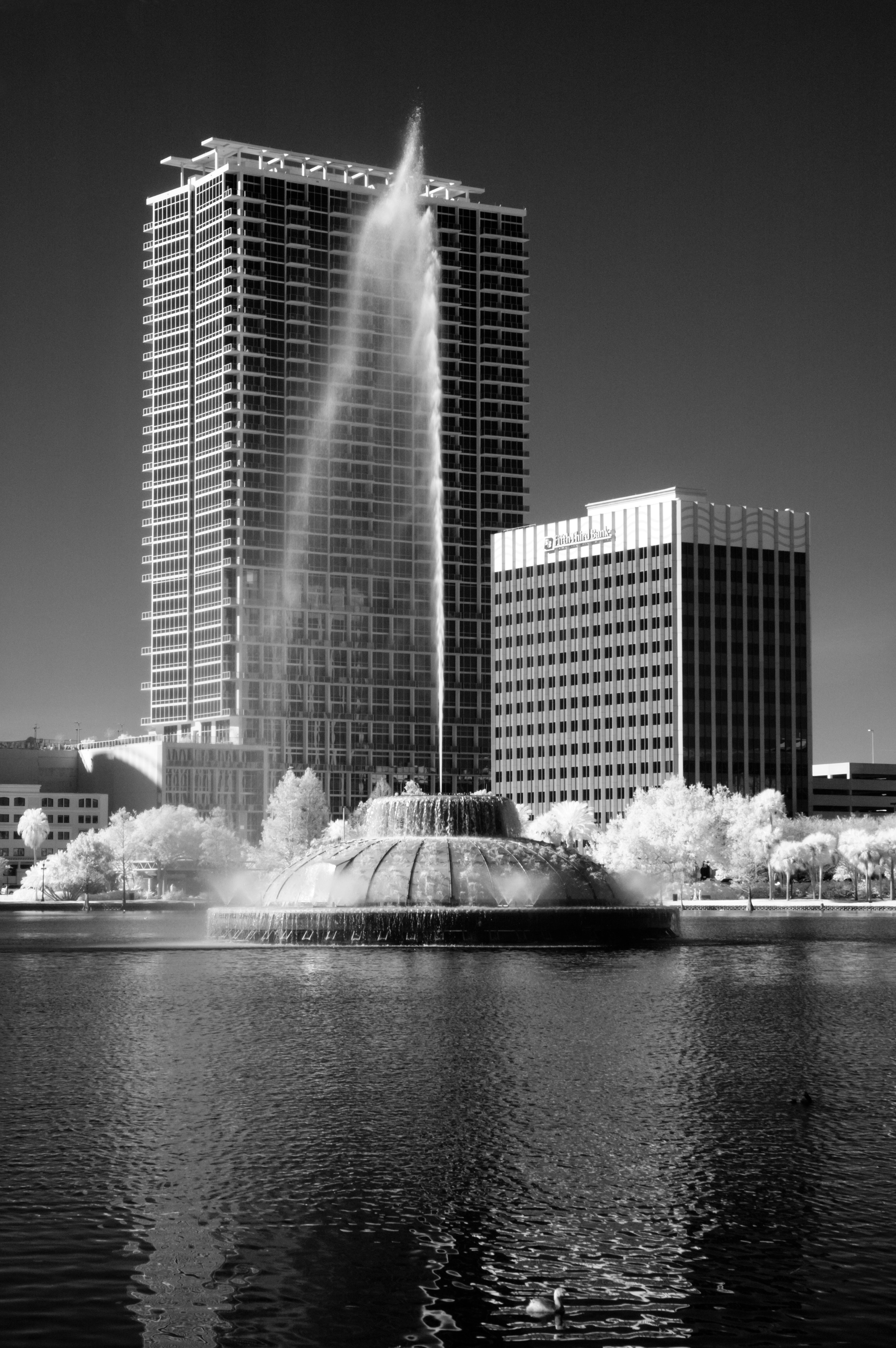 Fountain Vue