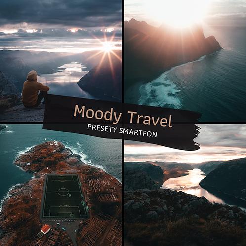 MOODY & TRAVEL - Set Presetów na Smartfony
