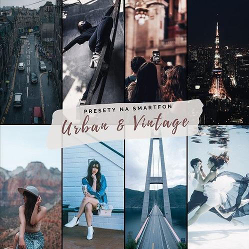 VINTAGE & URBAN -  Set Presetów na Smartfon