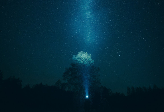 Fotografia nocnego nieba w pigułce