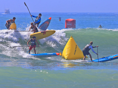 PACIFIC PADDLE GAMES IS POSTPONED UNTIL 2020 DUE TO STRATEGIC CHANGES AT SUP MAGAZINE & ASN