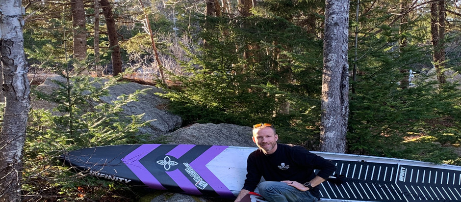 """""""Stand Up Paddling Saved My Life:"""" How Brandon Lourie Became Sober Through SUP"""