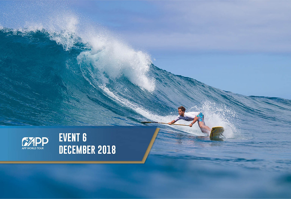 APP Wprld Tour Paddlesurfing December 2018 Gran Canaria