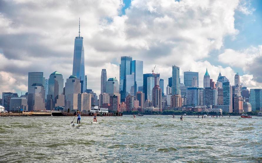 New York SUP City Paddle Festivals 2018
