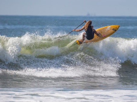 SUP SURF COMPETITION IS ON FOR TODAY IN LONG BEACH, NY!