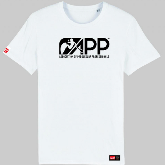 APP ORIGINAL WHITE T-SHIRT