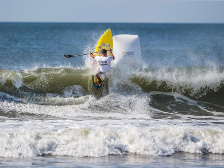 DAY 2 OF SURFING AT THE NEW YORK SUP OPEN DELIVERS INTENSE COMPETITION