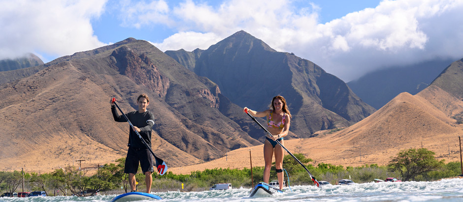 Beginner's Guide to Choosing a SUP Paddle