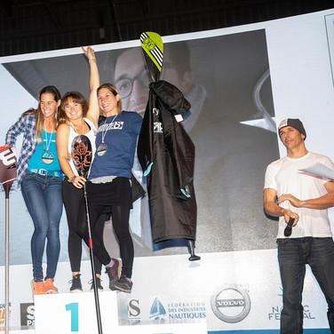 WOmen-distance-podium Paris Sup Open APP World Tour