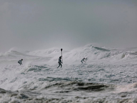 RED BULL HEAVY WATER 2018 POSTPONEMENT DUE TO LACK OF SUITABLE CONDITIONS FOR EVENT TO BE HELD