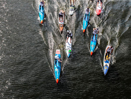 APP WORLD TOUR PARTNERS WITH THE WORLD PADDLE ASSOCIATION TO FORM SUP'S FIRST QUALIFYING SERIES