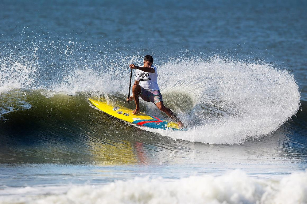 SUP APP World Tour Surf Contest Long Island, New York Day 1