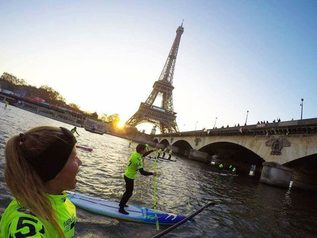 OP ED: WHAT TO WEAR FOR A COLD WATER SUP RACE LIKE THE 2018 PARIS SUP OPEN