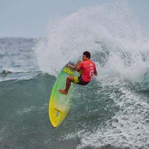 Poenaiki Raioha clinches the 2019 APP World Surfing Title in dramatic fashion