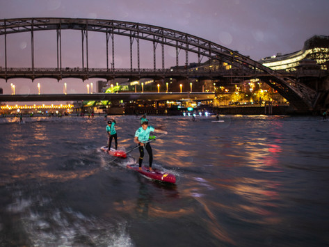 The Paris SUP Open is now officially cancelled due to increased restrictions on sports gatherings