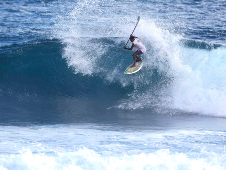 Barbados Pro delivers for Day 2, with great repechage action and an expression session to remember