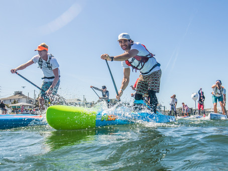 U.S. Cup: New Paradigm of SUP Racing Ignites at Carolina Cup