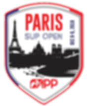 Paris SUP stand up paddle boarding event racing, yoga, family fun, APP event